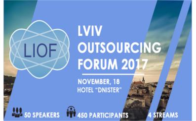 Lviv IT Outsourcing Forum 2017 – Building healthy IT services  in Ukraine