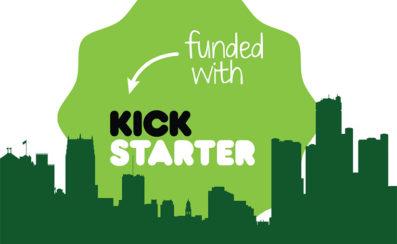Ukrainian projects at Kickstarter: success stories