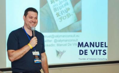 Road to success: interview with Manuel De Vits