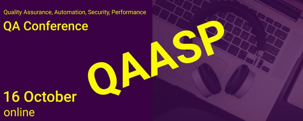 QA-Conference QAASP 2020