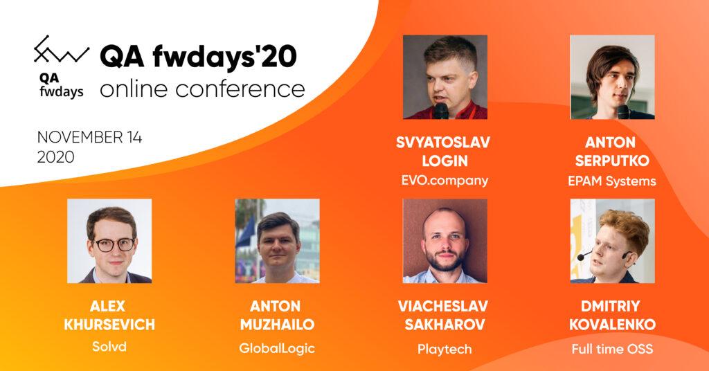 QA fwdays'20 conference