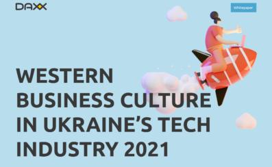 Western Business Culture in Ukraine's Tech Industry
