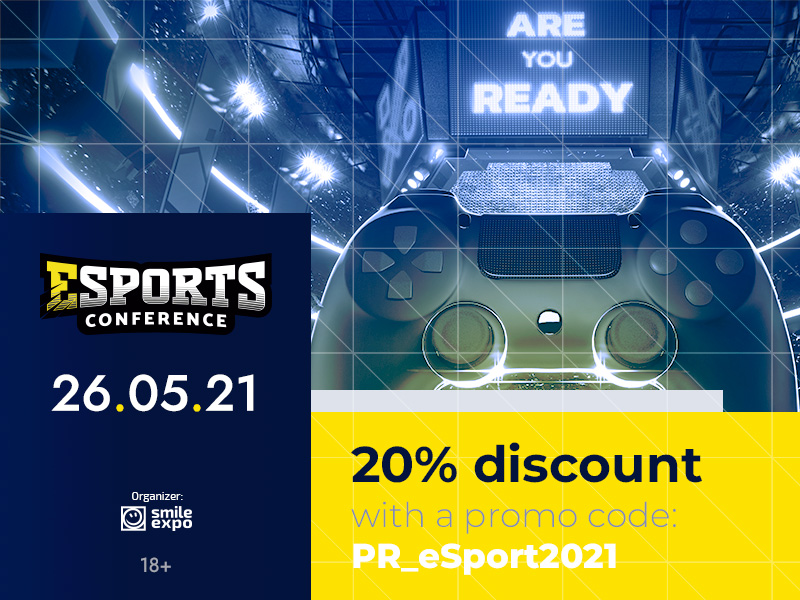 Esports Market at eSPORTconf Ukraine 2021: New Speakers and Interviews With the Best Industry Experts